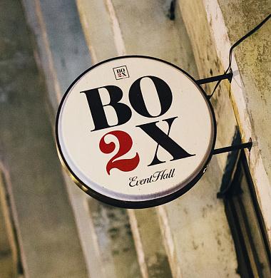 Event Hall BOX2