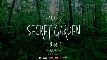 Watch Stream Session: Secret Garden - HOME